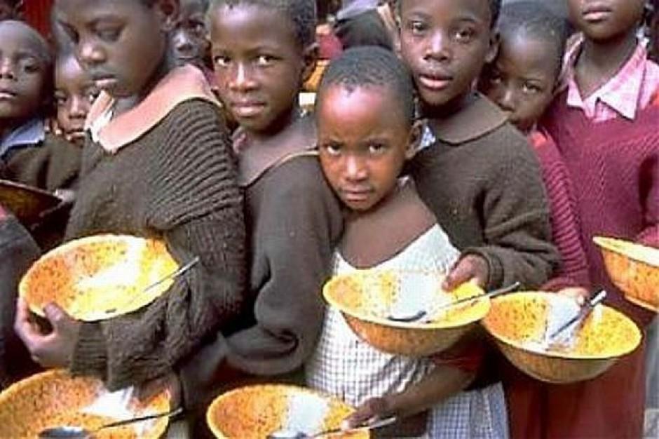 Groźba katastrofy głodowej w Somalii. 300 tys. dzieci może umrzeć
