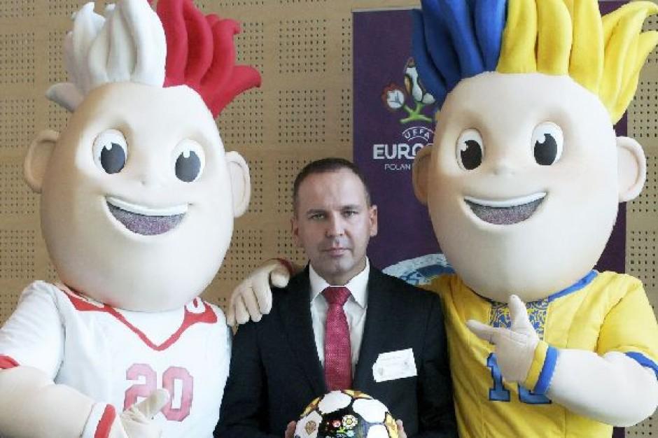 Kolporter podpisał kontrakt z UEFA. Ma wyłączność na maskotki Euro 2012