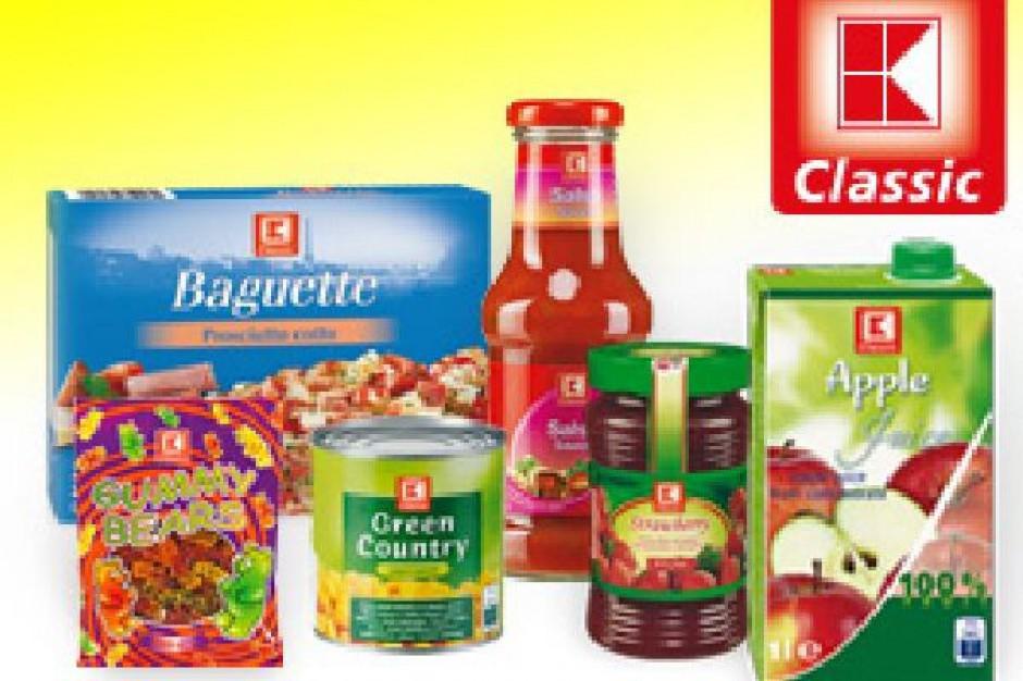 Sieć Kaufland konsoliduje produkty marki własnej w Polsce
