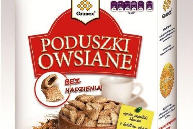 Poduszki Owsiane Granex