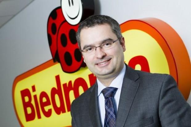 Tomasz Suchański, dyrektor generalny sieci Biedronka - przeczytaj pełny wywiad