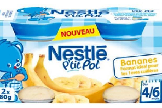 Nestle: W kaszkach bananowych nie ma szkła. Nasze produkty dla dzieci i niemowląt w Polsce są bezpieczne