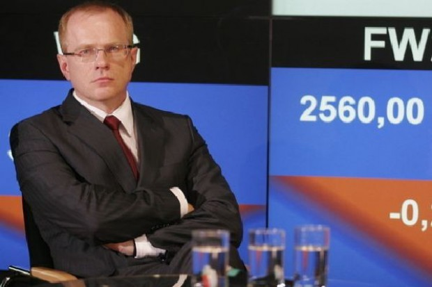 Prezes GPW zapowiada kilkadziesiąt debiutów w tym roku
