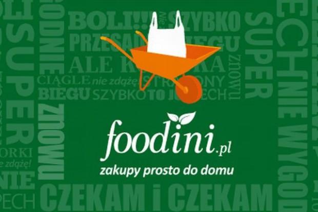 Foodini.pl uruchamia ogólnopolski sklep internetowy