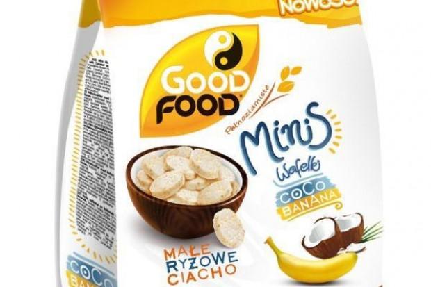 Minis - mniejsza wersja wafli Good Food