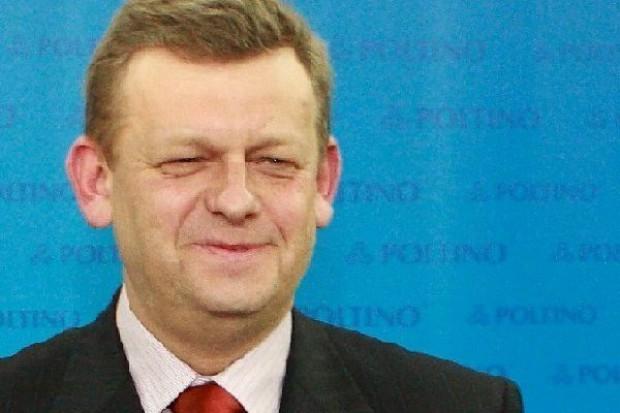 Stanisław Augustyn znów jest prezesem Hortino
