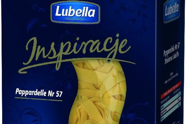 Niestandardowe kształty makaronów Lubelli