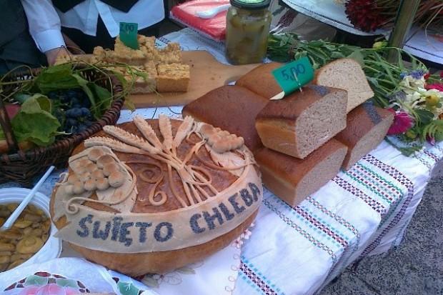 W Węgrowie odbywa się święto chleba