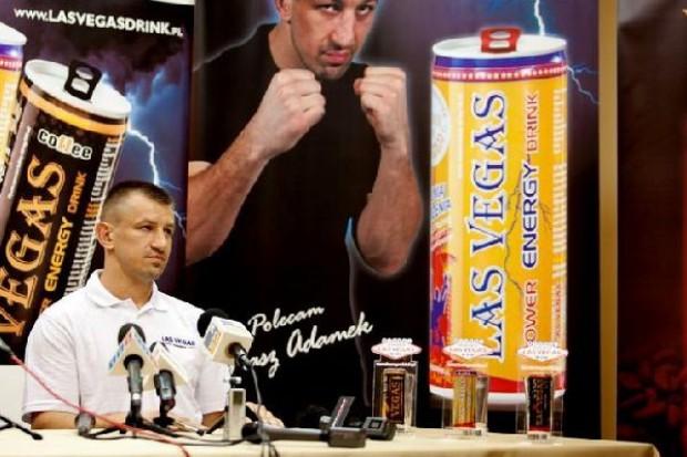 Las Vegas Energy Drink: Współpraca z Adamkiem odbiła się wielkim echem wśród partnerów i klientów