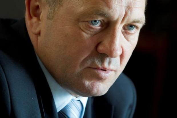 Minister Sawicki dla
