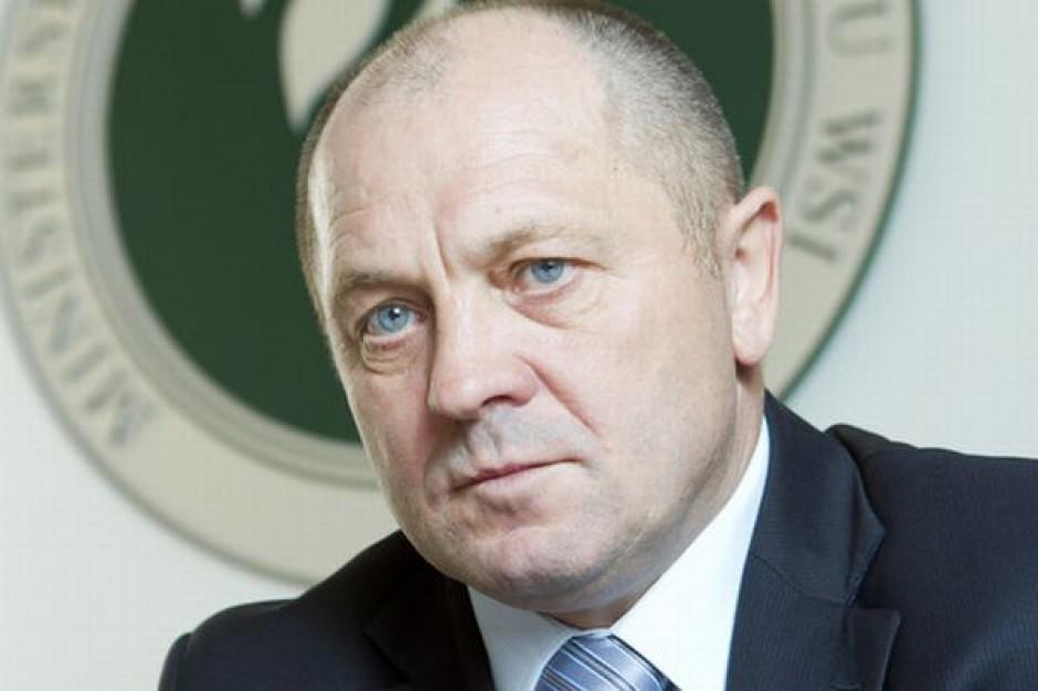 Przeczytaj pełny wywiad z ministrem rolnictwa Markiem Sawickim