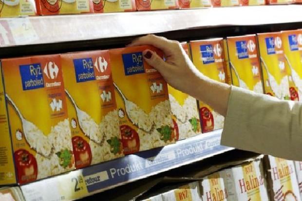 Sprzedaż produktów spożywczych pod marką własną sieci handlowych wzrosła o 18 proc.