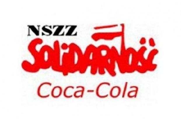 Pracownicy Coca-Coli zarejestrowali organizację związkową. Będą walczyć o swoje prawa