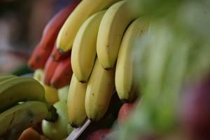 Cena jabłek wyższa niż bananów