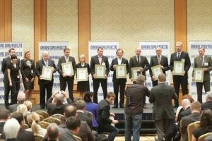 """Przyznano certyfikaty """"Dobry produkt - wybór ekspertów"""" 2011"""