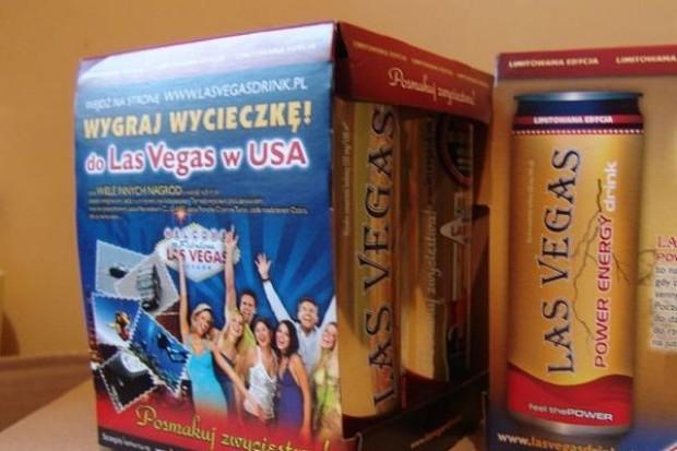 Jest umowa z Eurocash. Napój Las Vegas Power w następnych 74 hurtowniach