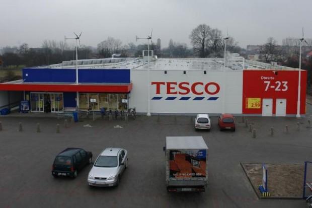 W 2012 r. Tesco otworzy sklep, w którym zużycie energii zostanie ograniczone o ponad 60 proc.