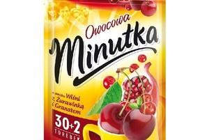 Herbata Minutka od Mokate ma 10,3 proc. rynku pod względem ilościowym