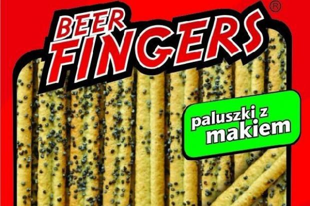 Podwójne paluszki Beer Fingers