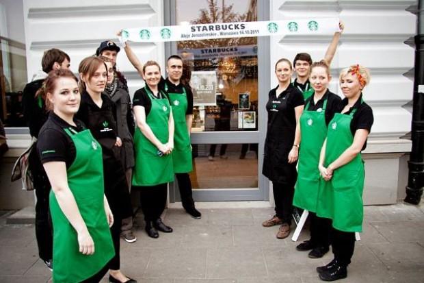 Starbucks otwiera 16. kawiarnię w Polsce
