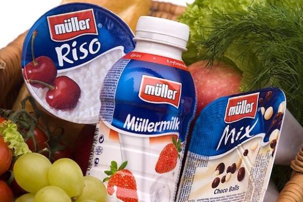 Koncern PepsiCo chce współpracować firmą mleczarską Theo Müller Group