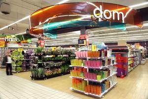 Zdjęcie numer 2 - galeria: Carrefour otwiera hipermarket w nowym koncepcie. Sklep notuje 15-proc. wzrost sprzedaży