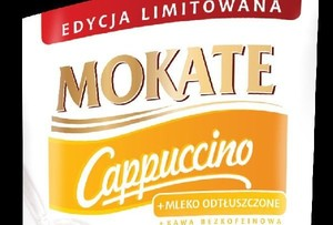 Cappuccino od Mokate z dodatkowymi funkcjami