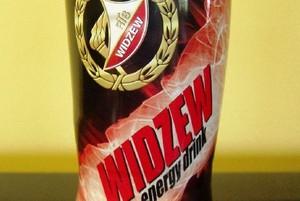 Widzew Łódź będzie sprzedawał własny napój energetyzujący