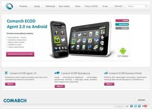 Zdjęcie numer 1 - galeria: System Comarch ECOD Agent 2.0 Android - rewolucja mobilnego wsparcia sprzedaży