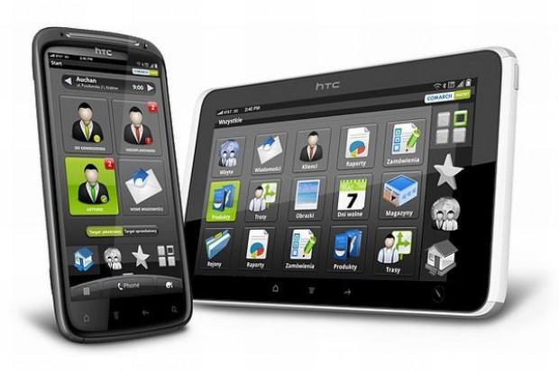 System Comarch ECOD Agent 2.0 Android - rewolucja mobilnego wsparcia sprzedaży