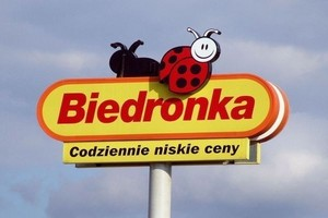 Sprzedaż sieci Biedronka wzrosła o ponad 25 proc.