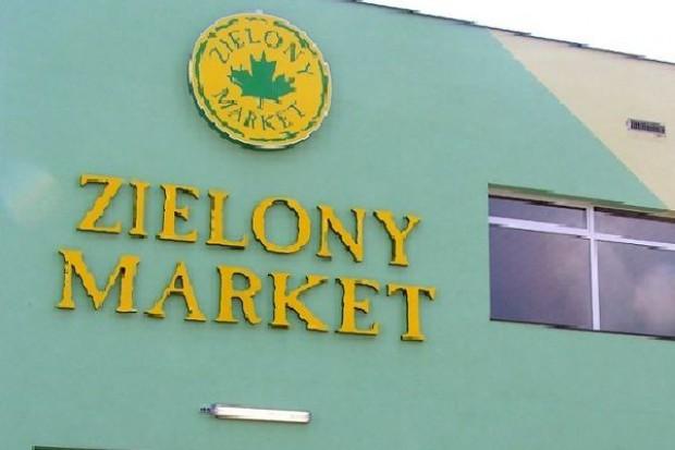 Sieć Zielony Market chce do końca roku otworzyć jeszcze 6 sklepów