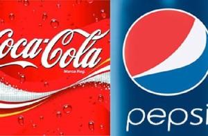 Koncern Coca-Cola ma 4-proc. przewagę nad PepsiCo