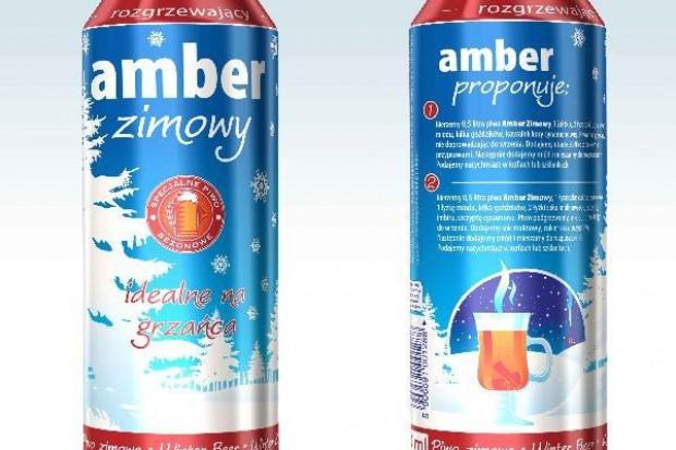 Browar Amber chce rozwinąć rynek piw sezonowych