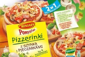 Pomysł na... Pizzerinki od Winiary