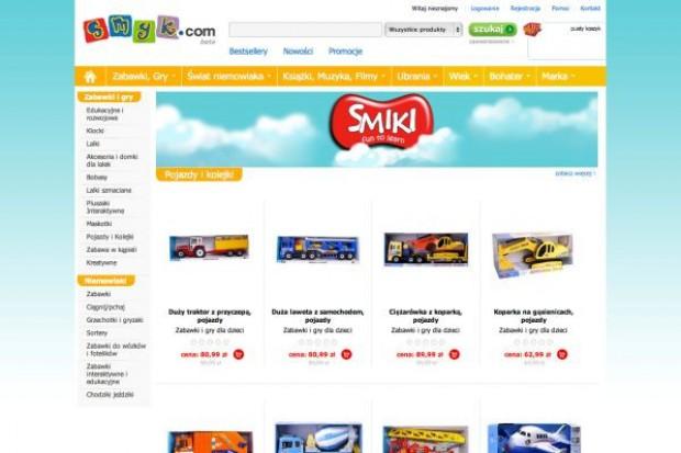 Empik uruchamia sklep internetowy Smyk.com