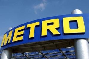 Spadek sprzedaży na polskim rynku hamuje wzrost przychodów Metro Group