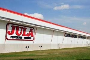 Sieć Jula otwiera w Polsce pierwsze dwa multimarkety. W 2012 r. ruszy kolejnych siedem