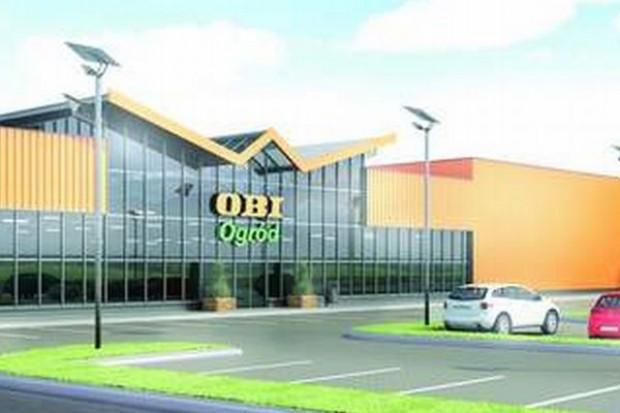 Sieć OBI otwiera swój 40. hipermarket w Polsce