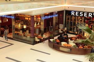 Coffeeheaven w Plaza Toruń. Do końca lutego 2012 r. sieć planuje jeszcze co najmniej kilka otwarć