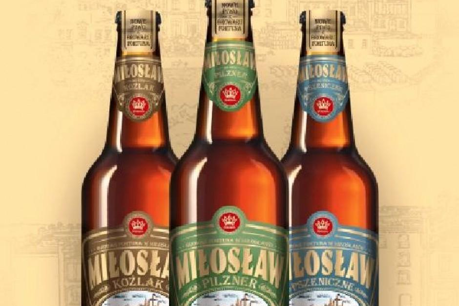 Nowy właściciel Browaru Fortuna inwestuje. Na rynek trafia nowa marka piwa