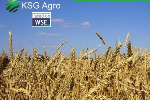 Ukraiński producent zbóż podwyższył prognozę zysku netto w 2011 do ponad 27,2 mln USD