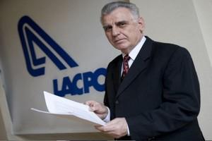 W 2011 roku  Lacpol osiągnie przychody netto około 750 mln zł.