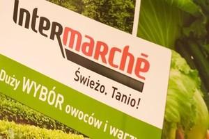 Sieć Intermarche pojawi się pod Warszawą w 2013 r.