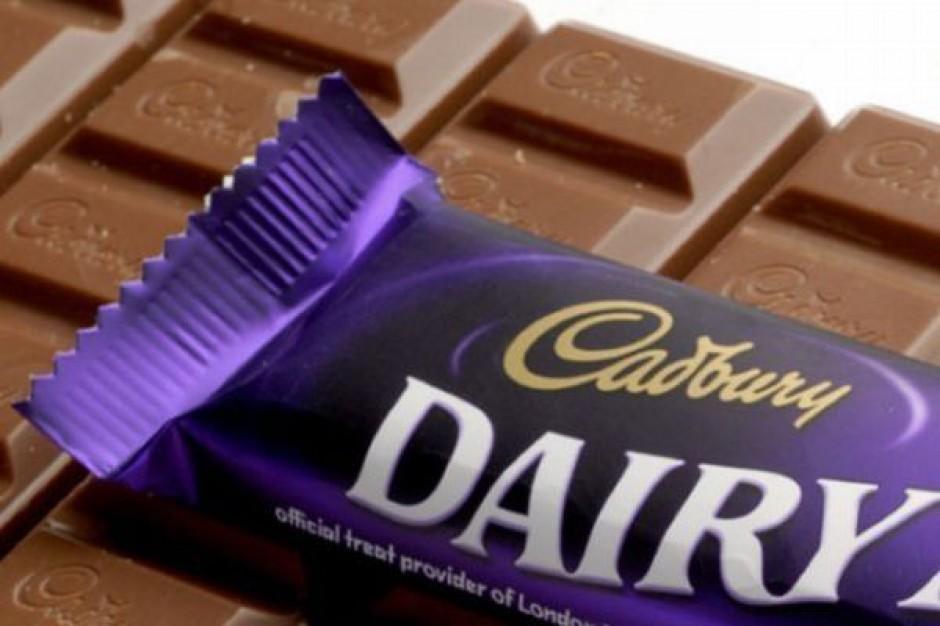 Cadbury zastrzegło w sądzie kolor fioletowy jako element logo. Będzie wojna z Nestle?