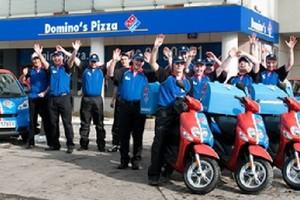 Dominos Pizza wychodzi poza Warszawę