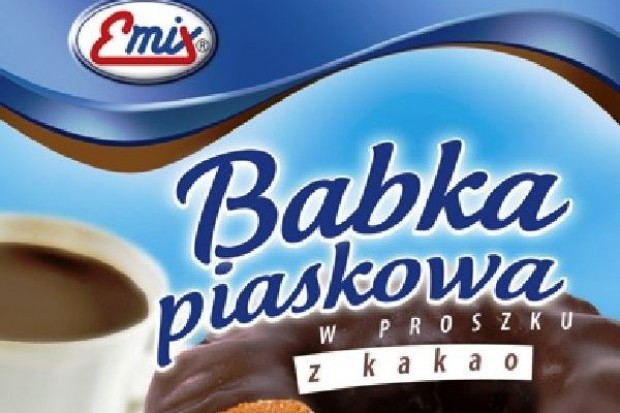 Babka piaskowa z kakao Emix