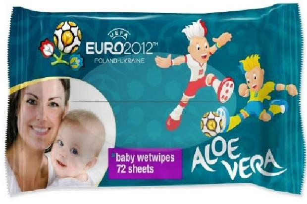 Hygienika wprowadza produkty na licencji EURO 2012