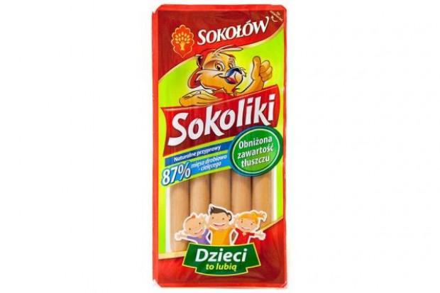 Zadbajmy o dietÄ™ - produkty masowe (case SOKOLIKI)