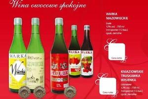 Tanie wina owocowe znikną z rynku